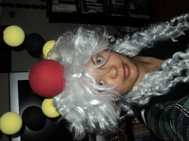 Picture of Mega Ampharos Costume