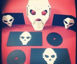 DJ Helmet/Mask