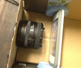 5 Min Phone Projector
