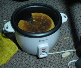Rice Cooker Bread