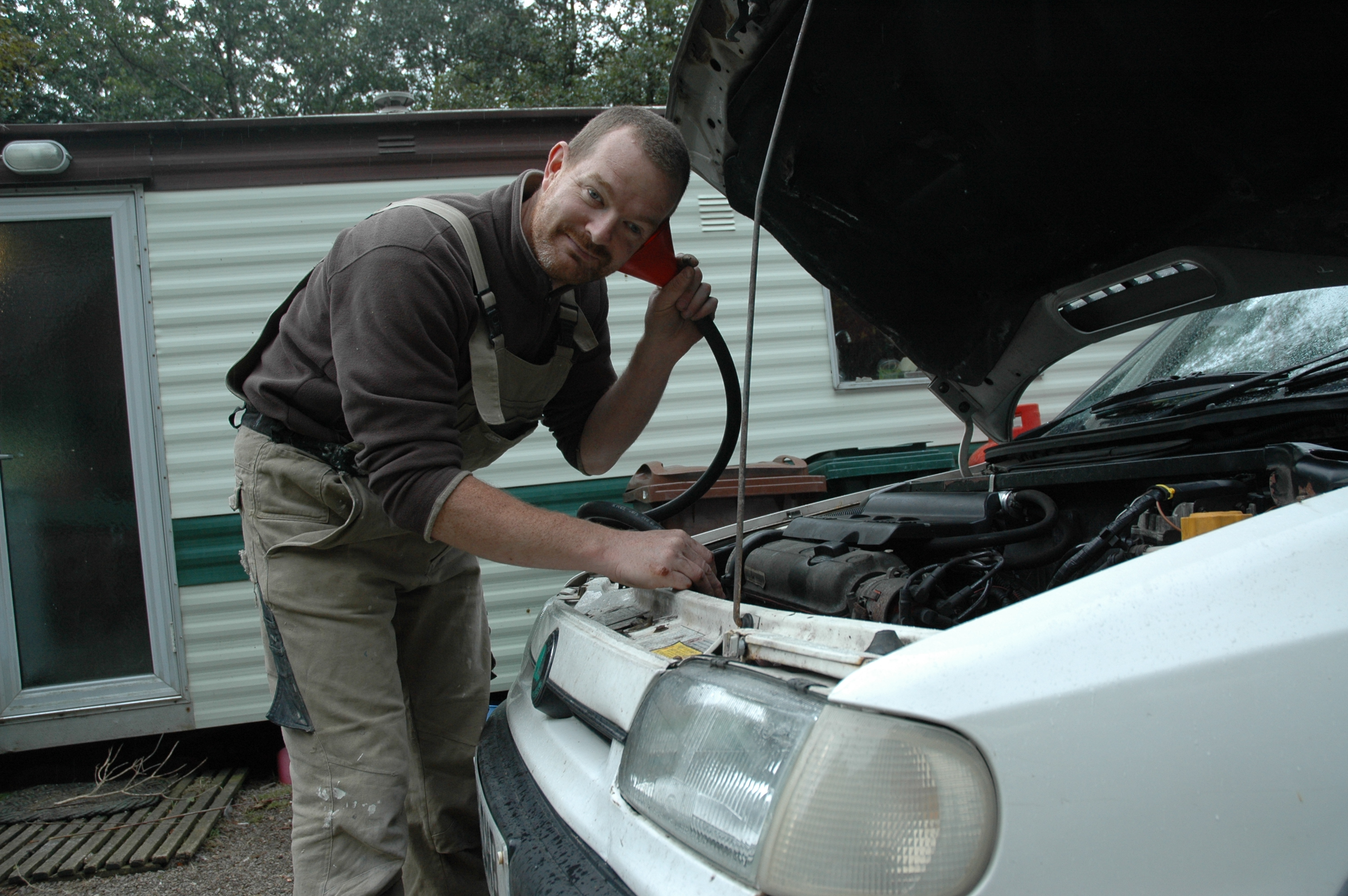 Find an Exhaust Leak Without Burning Your Hands!: 3 Steps