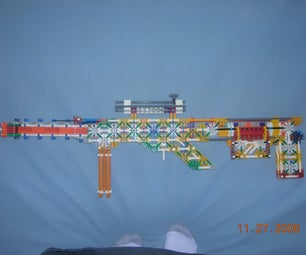 The Knex MOS50 (Version One)
