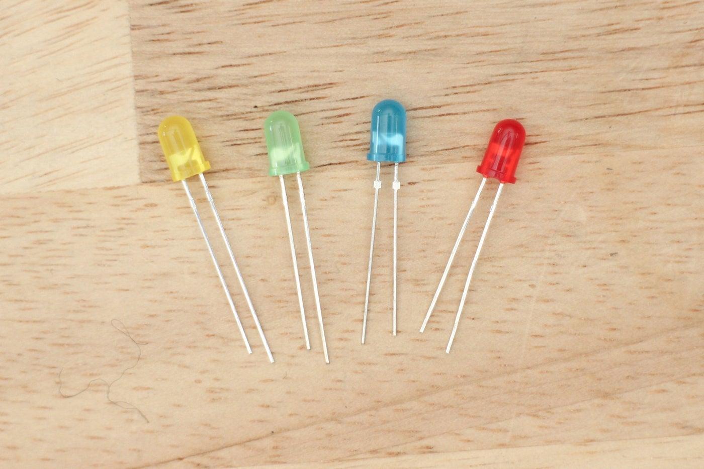 5mm LEDs