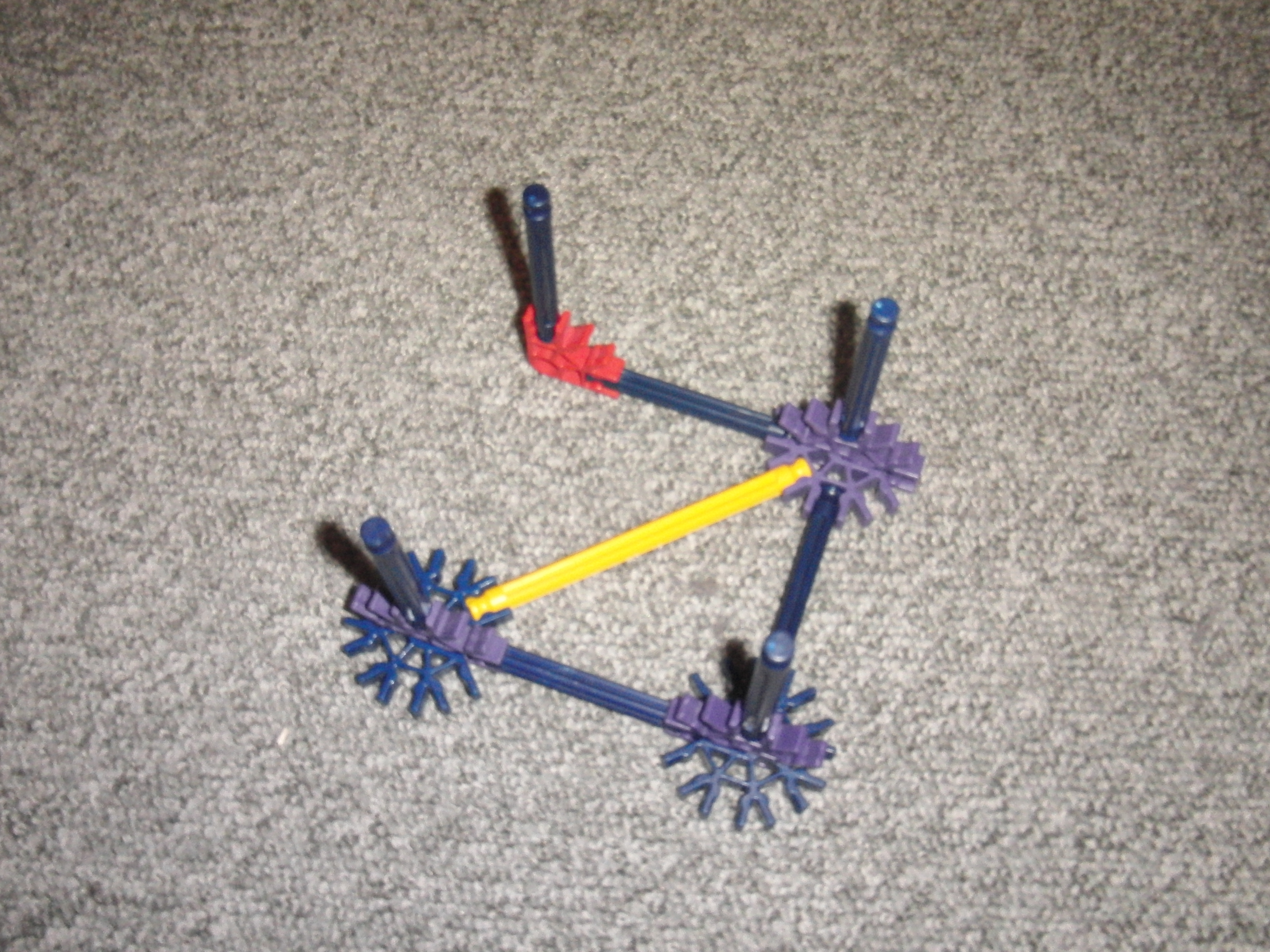 Picture of Motor and Gearing Part 1