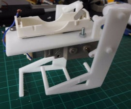 Make a 3D printable walking robot!!