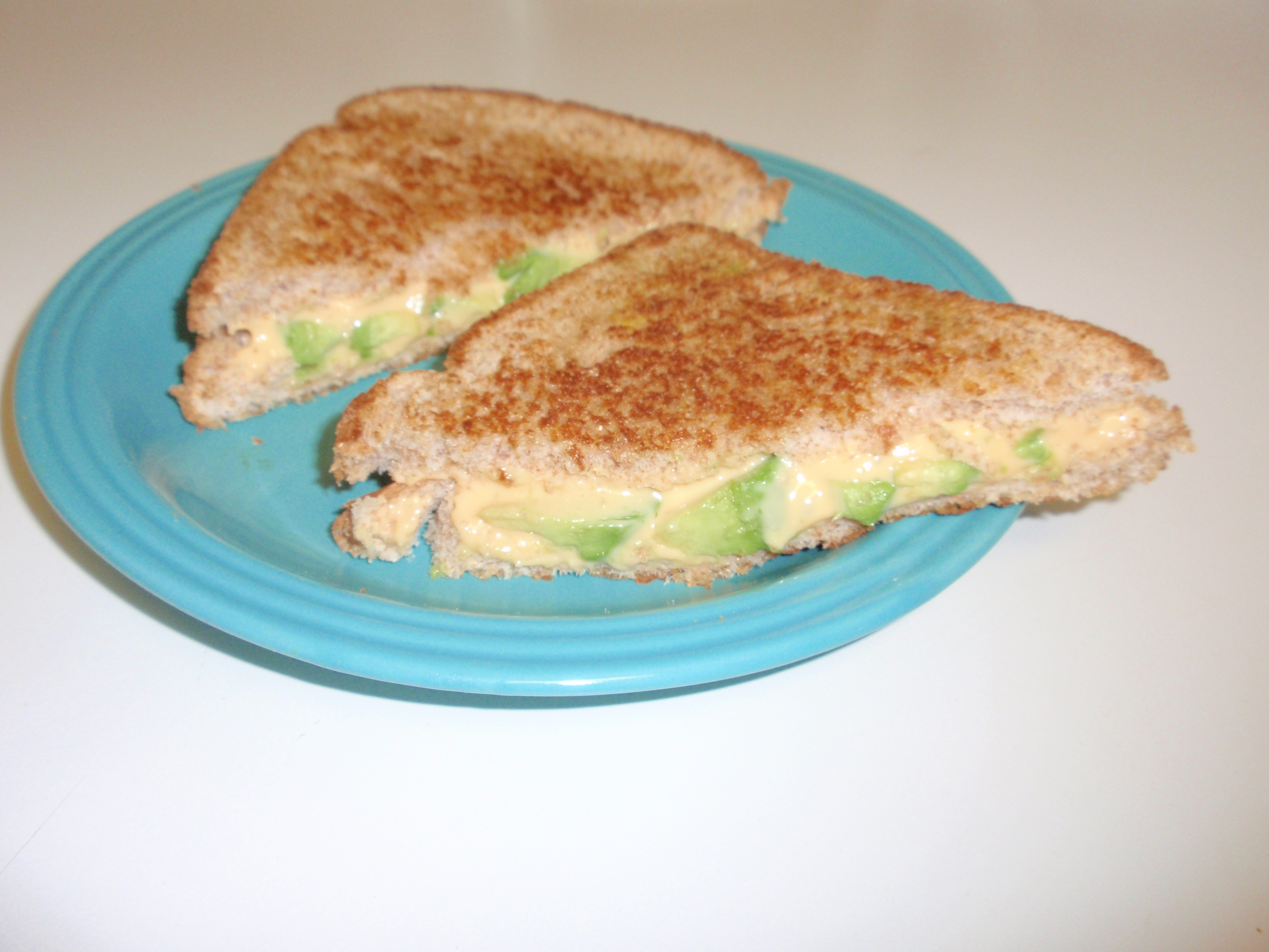Picture of Avocado Grilled Cheese Sandwich