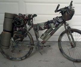 Bug Out Bike - Apocalypse Bicycle