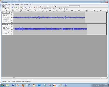 Recording Continued