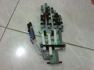Picture of Lego Hand Model