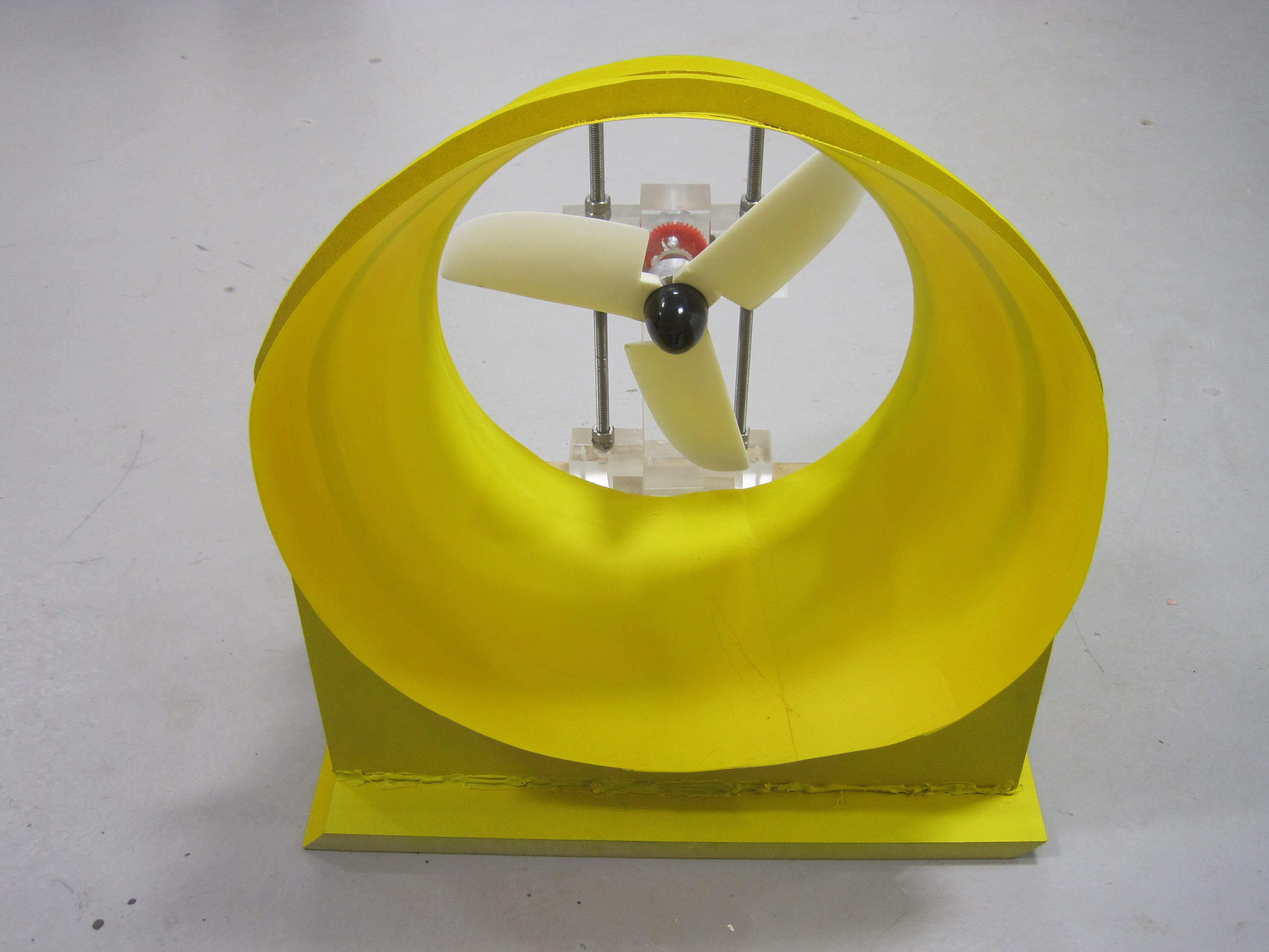 Picture of How to Build a 'wasp' Wind Turbine
