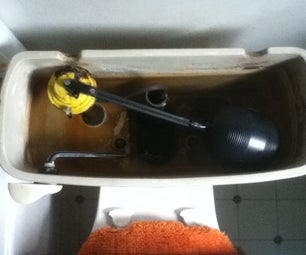 Access Your Toilet's Flapper Valve With Less Negative Emotion