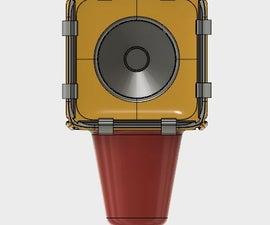 BOSEbuild Cupholder Adapter