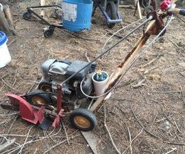 Converting a Lawn Mower or Edger From Gasoline to Run on Propane