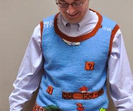 Super Mario Sweater Vest