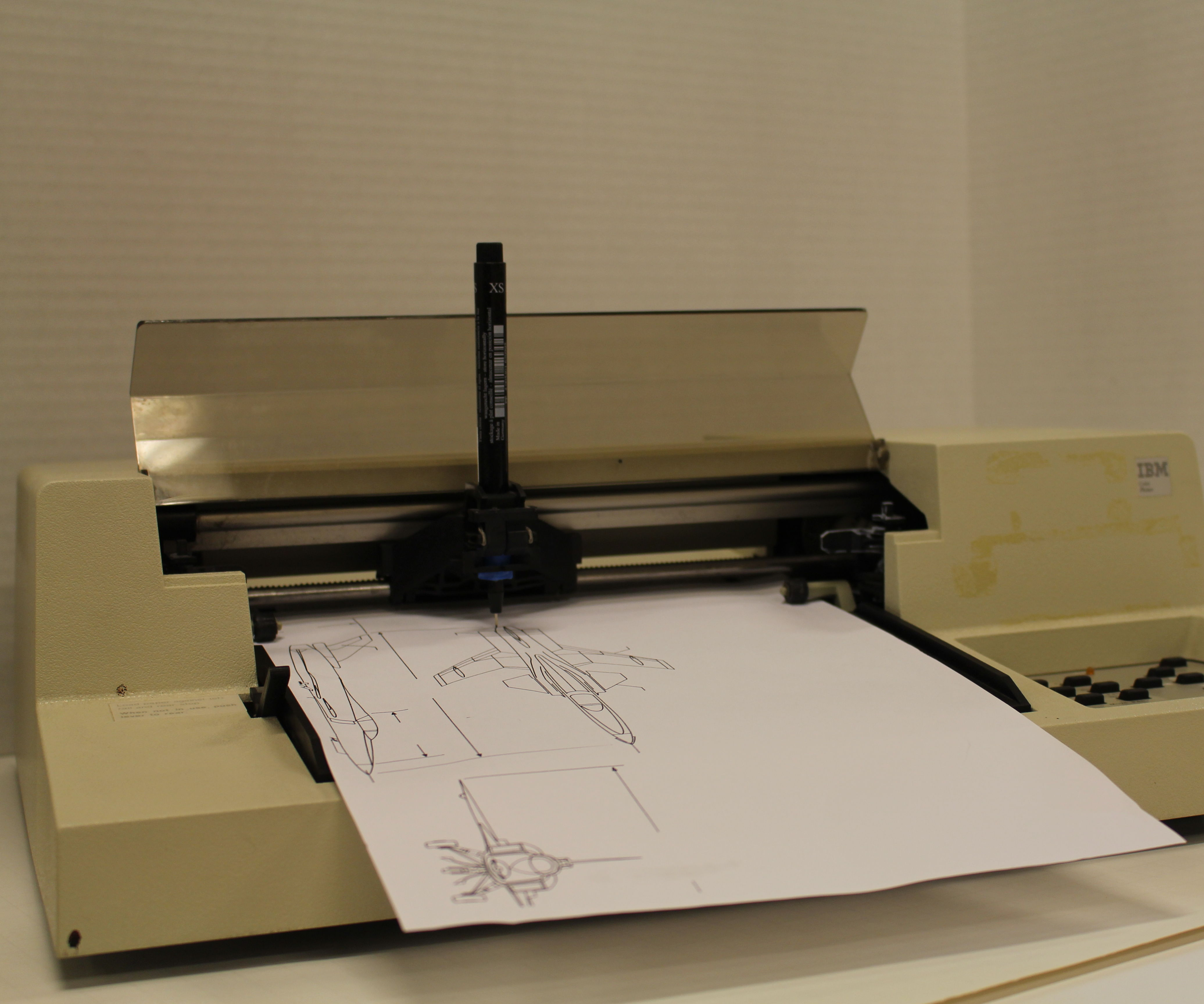 Drawing Pen to Plotter Pen - Make a $2 Adapter and Never Buy Plotter