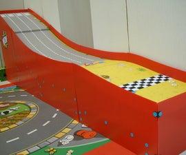 Large Race Track