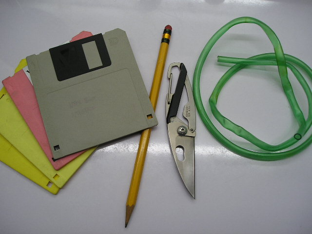 Picture of Materials for the Slate