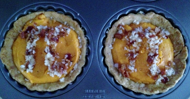 Picture of Prepare Topping and Bake