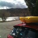 Car-Top Kayak Rack for Around Ten Bucks