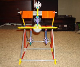 Knex Target (New auto resetting system)