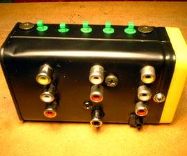 AV Selector Box