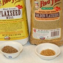 Using flax seed as an egg substitute