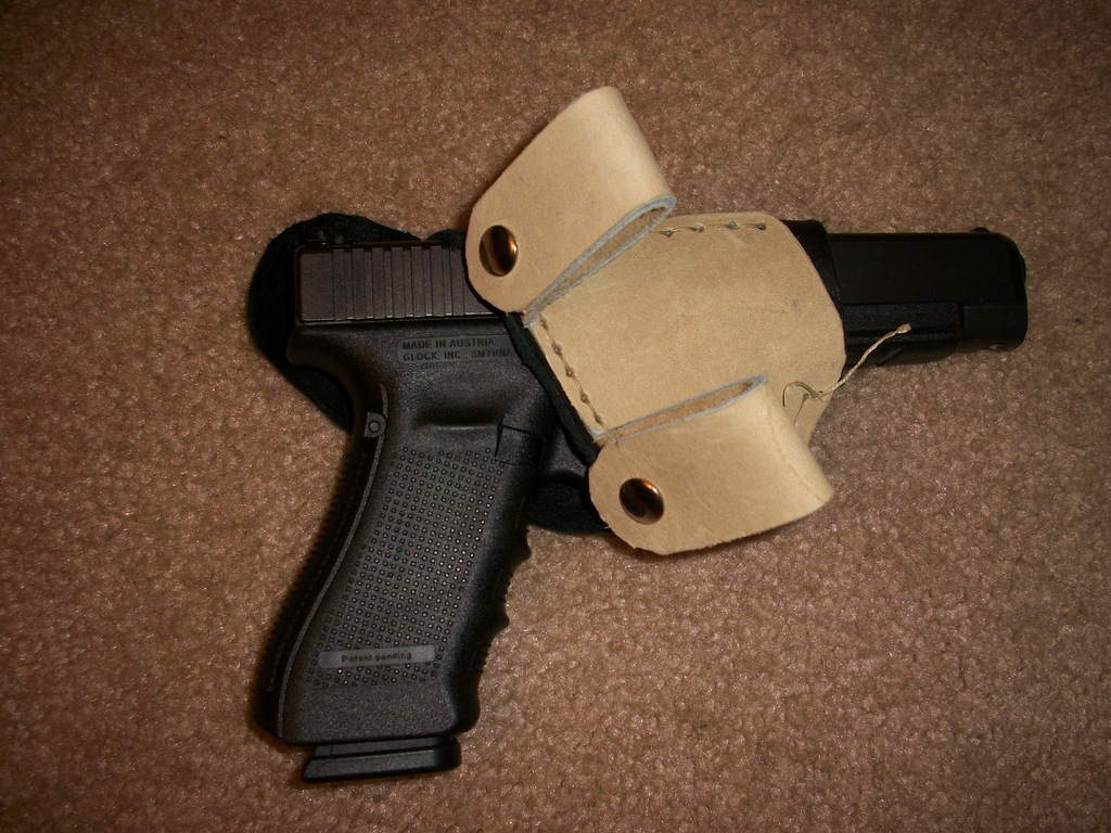 Picture of Making an Inside-the-Waistband Holster