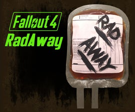 Fallout 4 RadAway (or Blood Pack)