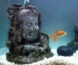How to Clean a Small Fish Tank and Filter Using a Siphon