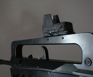 Holographic & Red Dot Sights for Airsoft Guns