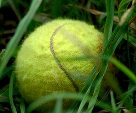 Awesome Tennis Ball Mortar