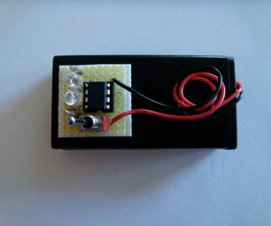 Flameless Candle From an Attiny13