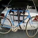 Lock your bikes/bike carrier to your vehicle...