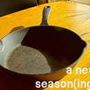 Let's season your cast iron (with tallow!)