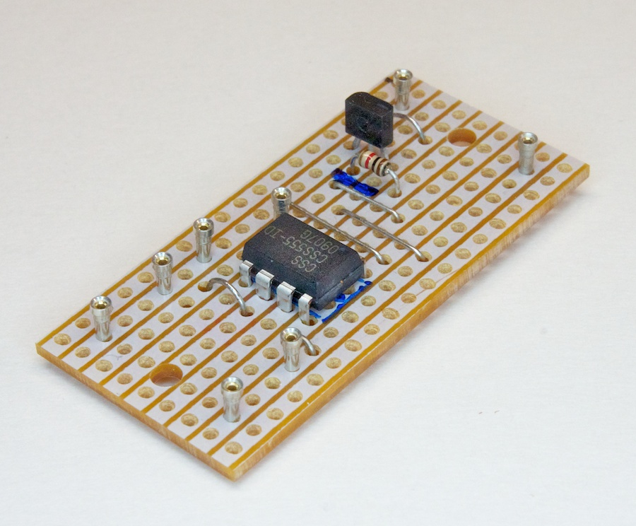 Picture of Stripboard Construction