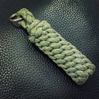 How to Make a Paracord Fender Keychain
