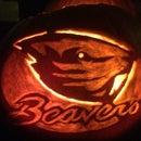Carve a Pumpkin Using a Projector