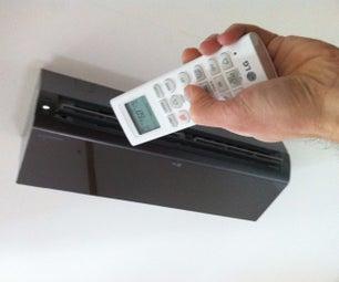 Mini-Split 7-day Thermostat for a Tiny House