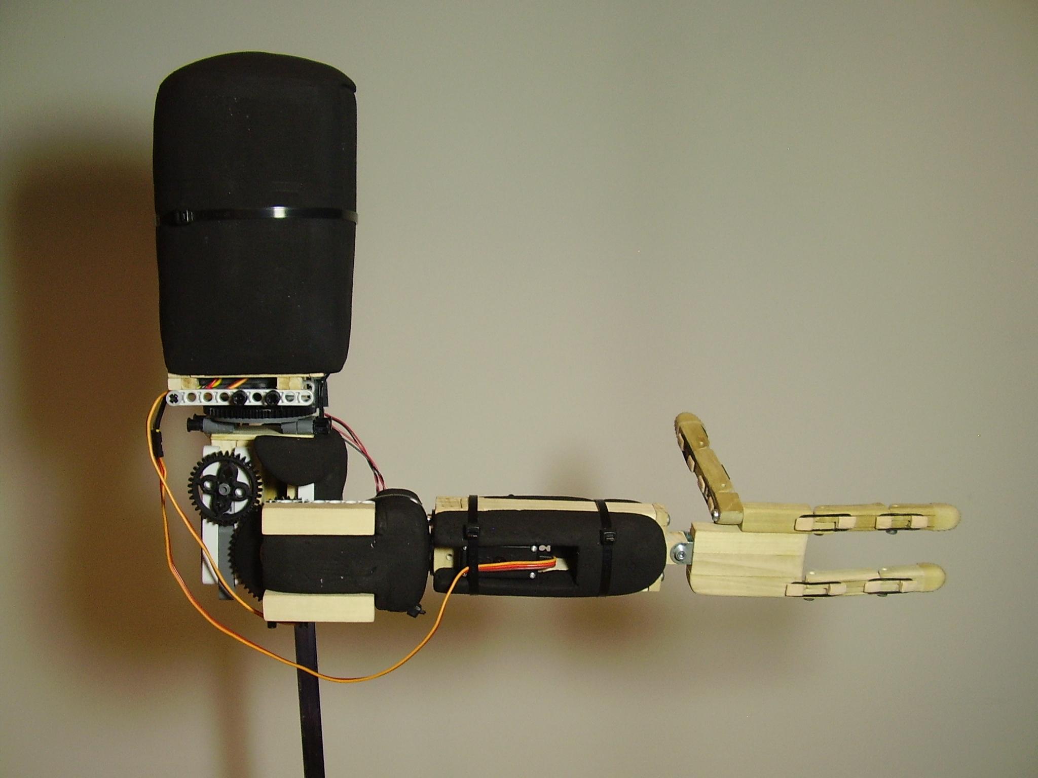 Picture of Arduino-based Robotic Manipulator