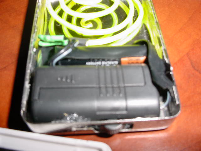 Picture of Extra Battery