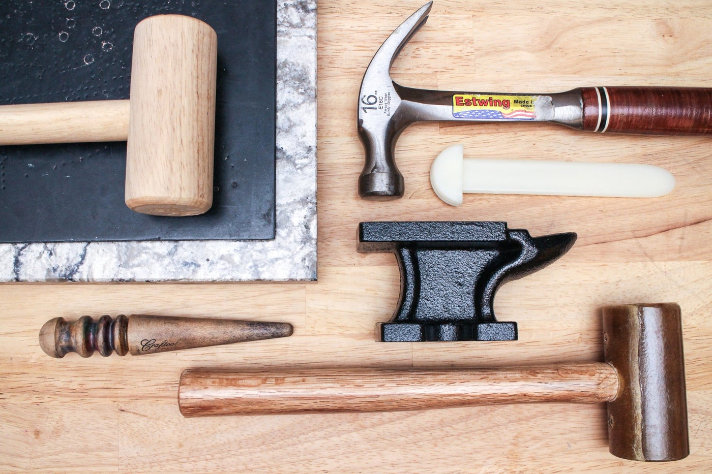 Pounding and Smoothing Tools