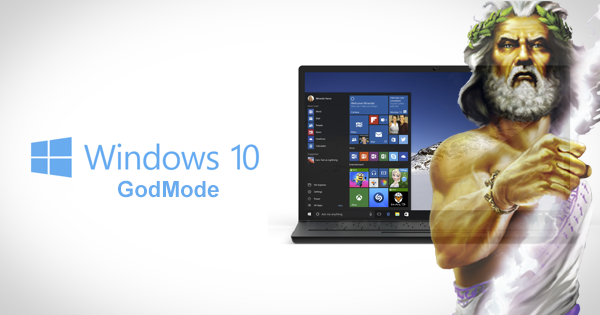 Picture of Activate GOD-Mode in Windows 10