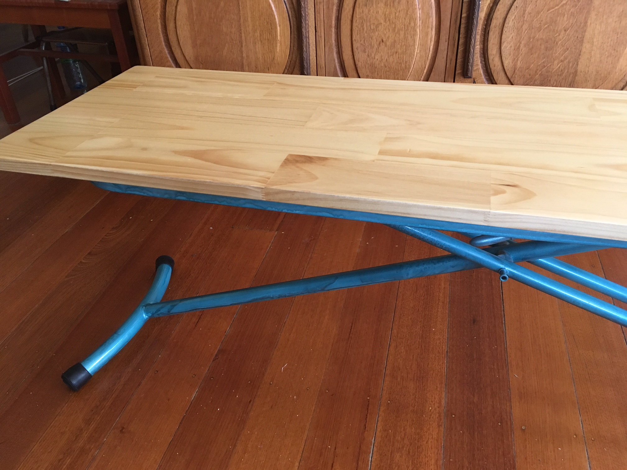 Picture of Portable Height Adjustable Table or Standing Desk