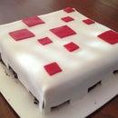 Minecraft Cake Cake