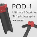 POD-1 the Ultimate 3in1 Photo accesory!
