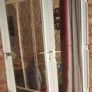 UPVC WIndow to Patio Door Conversion