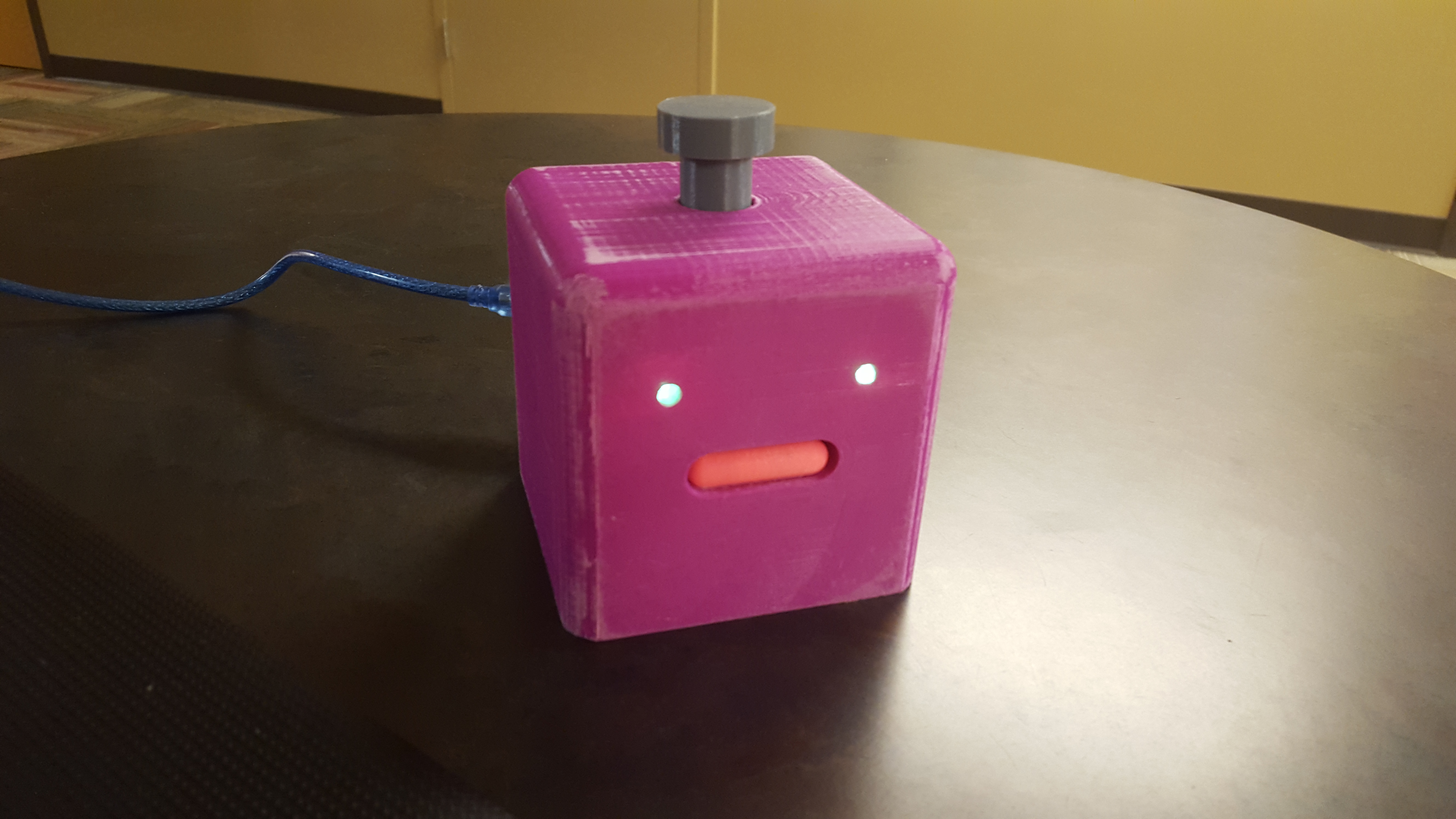 Picture of Licky the Robot
