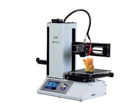 Idea Accelerator: MP Select Mini 3D Printer V2