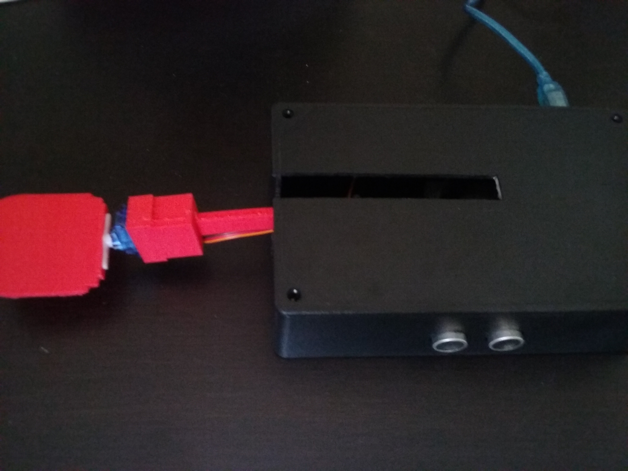 Picture of Tailgate Detractor (Table-top)