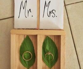 Wedding Bands Box